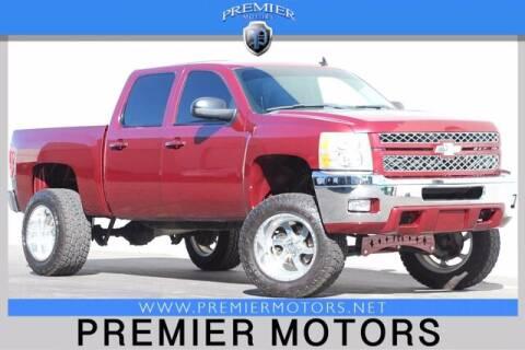 2009 Chevrolet Silverado 1500 for sale at Premier Motors in Hayward CA