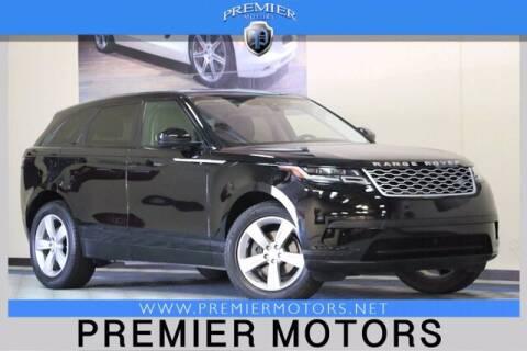 2018 Land Rover Range Rover Velar for sale at Premier Motors in Hayward CA