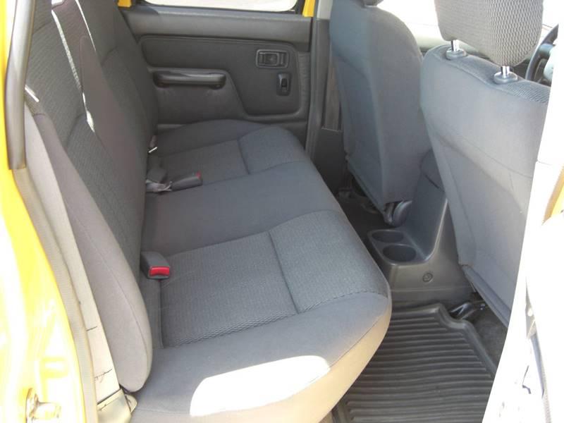 2001 Nissan Frontier 4dr XE Crew Cab SB 2WD - Las Vegas NV