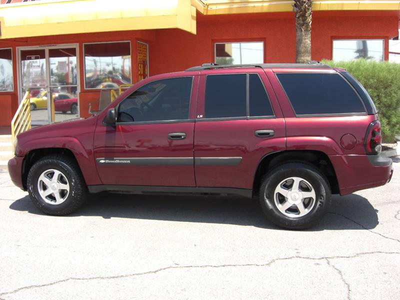 2004 Chevrolet TrailBlazer LS 4dr SUV - Las Vegas NV