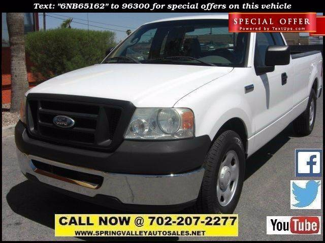 Used Cars in Las Vegas 2006 Ford F-150