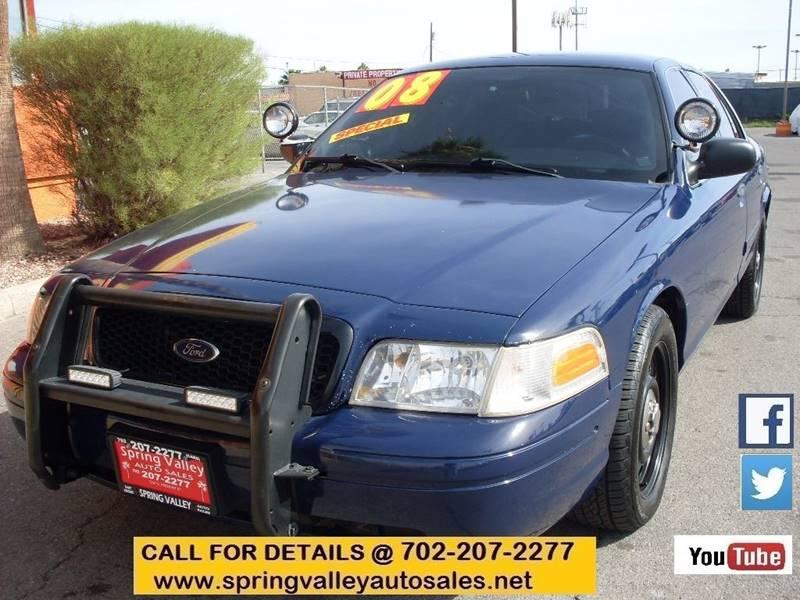 Used Cars In Las Vegas Spring Valley Auto Sales