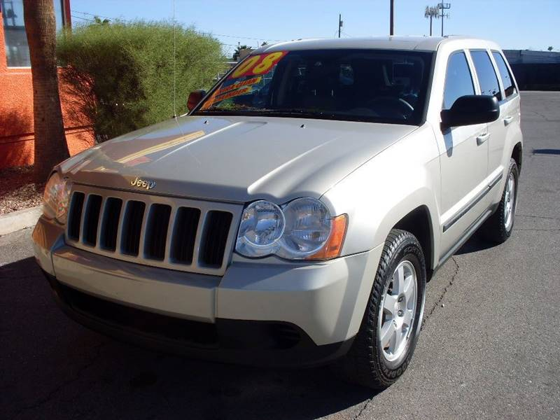 Used Cars in Las Vegas 2008 Jeep Grand Cherokee