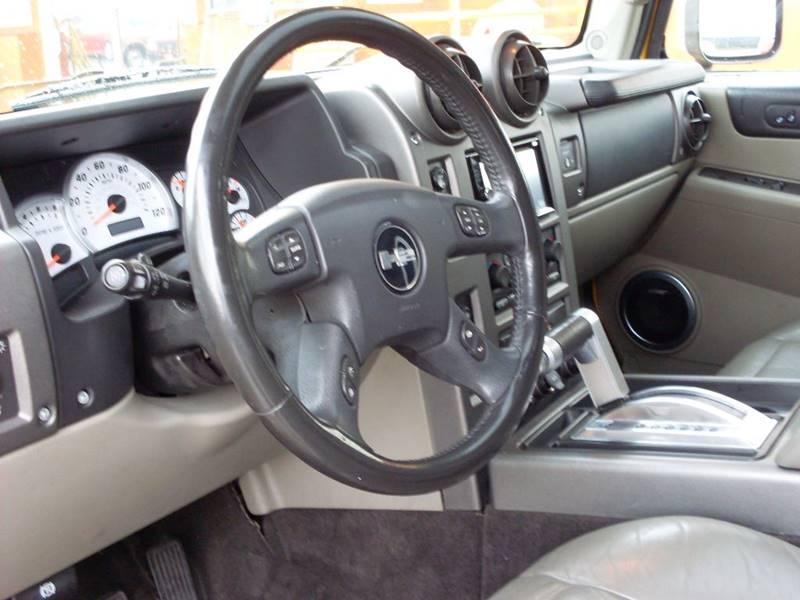 2004 HUMMER H2 Lux Series 4WD 4dr SUV - Las Vegas NV