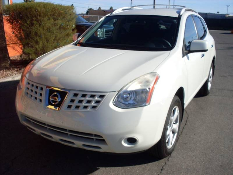 Used Cars in Las Vegas 2010 Nissan Rogue