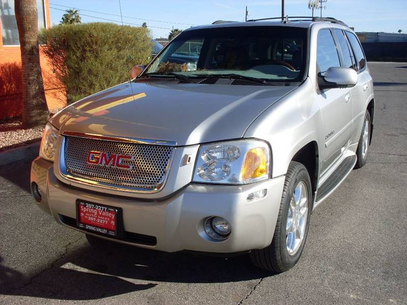 Used Cars in Las Vegas 2006 GMC Envoy