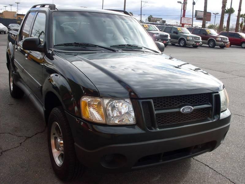 2004 Ford Explorer Sport Trac 4dr XLT Crew Cab SB RWD - Las Vegas NV
