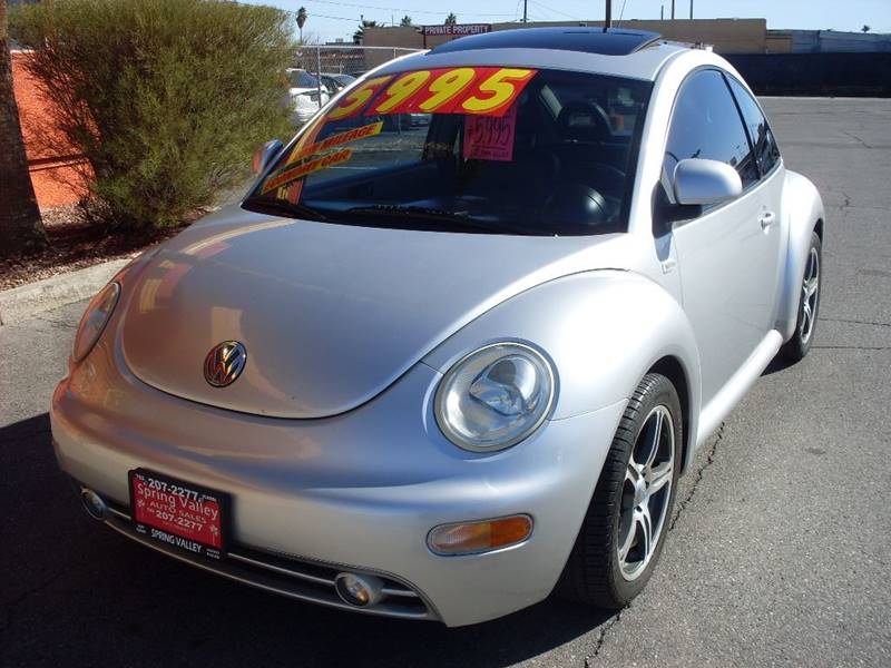 Used Cars in Las Vegas 2000 Volkswagen Beetle