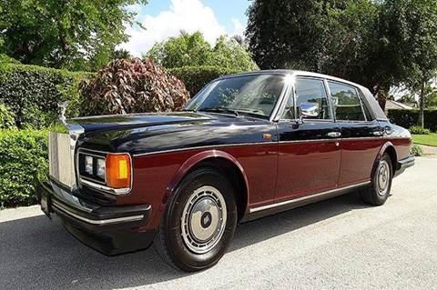 1991 Rolls-Royce Silver Spur for sale in Suffolk, VA