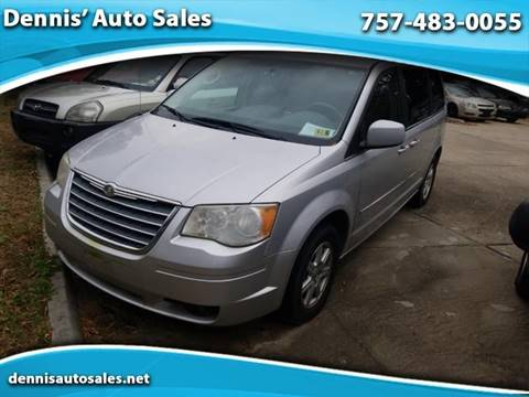2010 Chrysler Town and Country for sale in Suffolk, VA