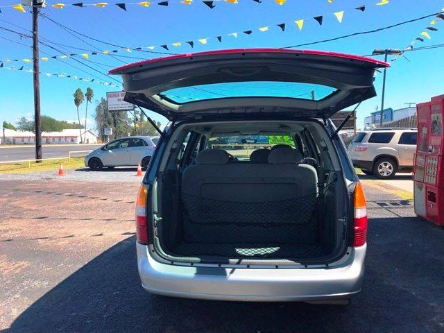 2000 Mercury Villager 4dr Mini Van In Weslaco Tx