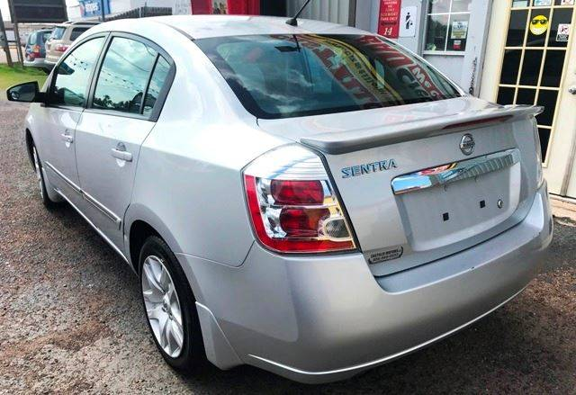 2012 Nissan Sentra 2 0 4dr Sedan CVT In Weslaco TX