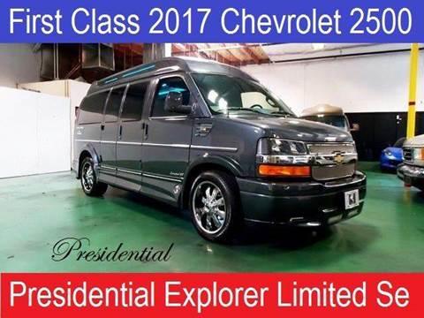 393317bdde 2017 Chevrolet Express Passenger for sale in Phoenix