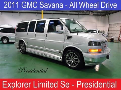 2011 GMC Savana Passenger for sale in Phoenix, AZ