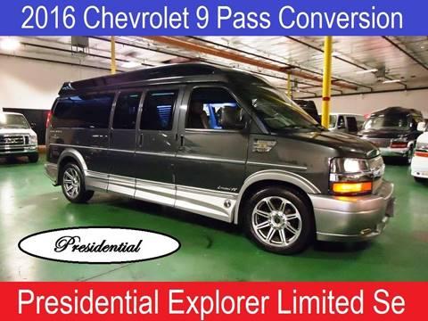 2016 Chevrolet Chevy Van for sale in Phoenix, AZ