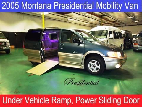 2005 Pontiac Montana for sale in Phoenix, AZ