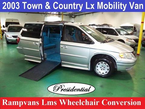 2003 Chrysler Town and Country for sale in Phoenix, AZ