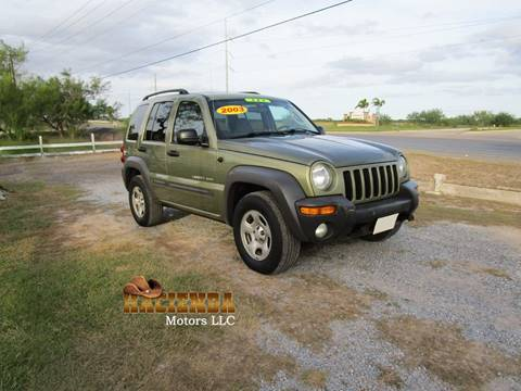 2003 Jeep Liberty for sale in Brownsville, TX