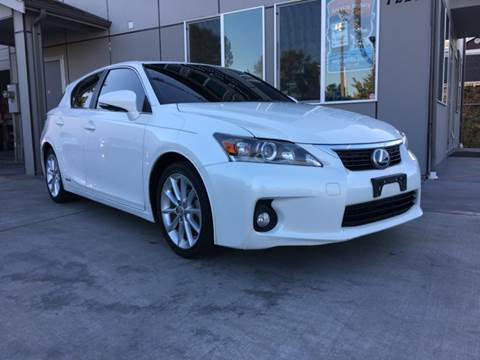 2012 Lexus CT 200h for sale in Tacoma, WA
