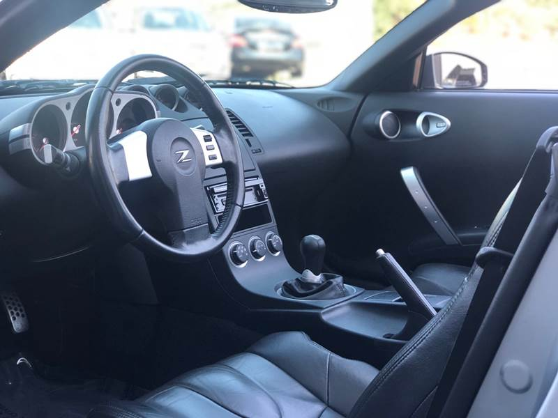 2004 Nissan 350z Enthusiast 2dr Roadster In Tacoma Wa Tacoma Car Sales