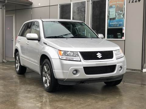 2012 Suzuki Grand Vitara for sale in Tacoma, WA