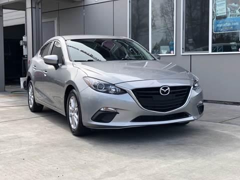 2014 Mazda MAZDA3 for sale in Tacoma, WA