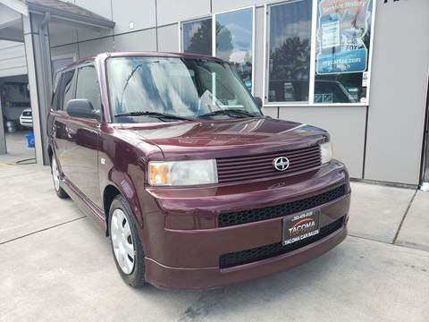 2004 Scion xB for sale in Tacoma, WA