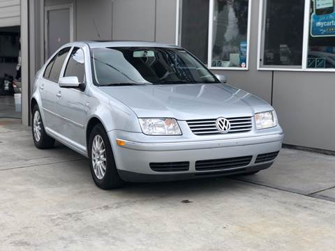 2004 Volkswagen Jetta for sale in Tacoma, WA