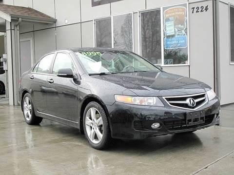 2008 Acura TSX for sale in Tacoma, WA