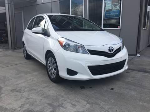 2014 Toyota Yaris for sale in Tacoma, WA