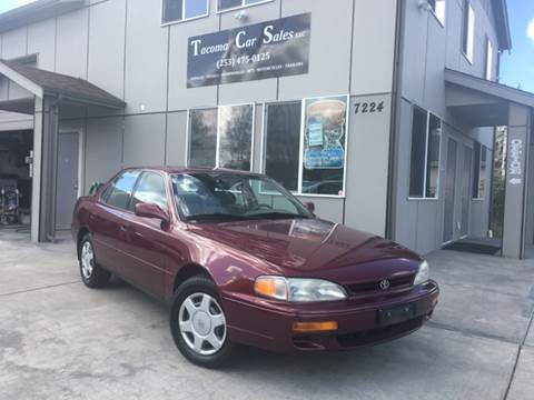 1996 Toyota Camry for sale in Tacoma, WA