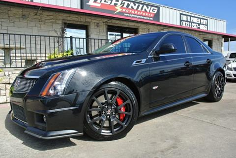 2014 Cadillac CTS-V for sale in Grand Prairie, TX