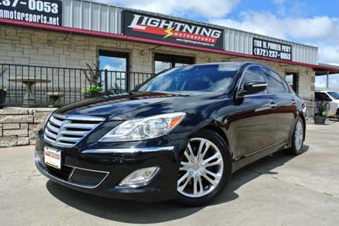 2013 Hyundai Genesis for sale in Grand Prairie, TX