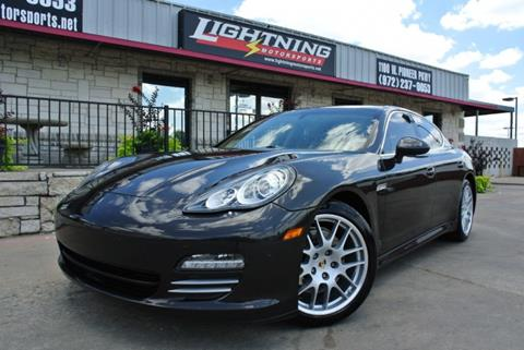 2010 Porsche Panamera for sale in Grand Prairie, TX