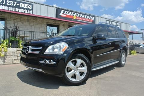2011 Mercedes-Benz GL-Class for sale in Grand Prairie, TX