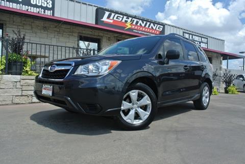 2015 Subaru Forester for sale in Grand Prairie, TX