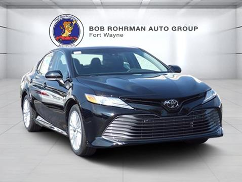 2018 Toyota Camry For Sale In Fort Wayne In