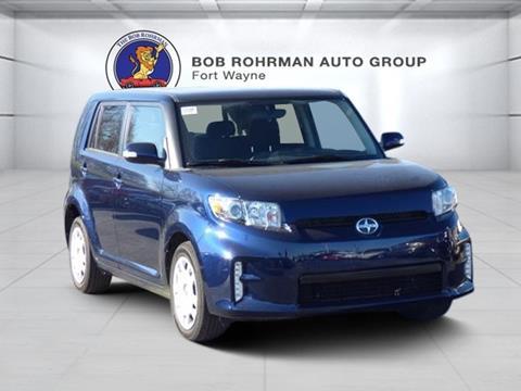 scion xb 2015 blue. 2015 scion xb for sale in fort wayne in xb blue