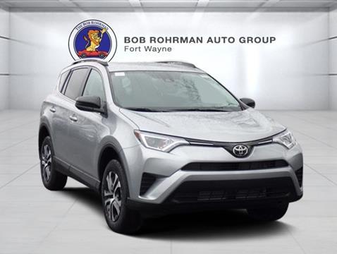 Toyota Rav4 For Sale In Fort Wayne In