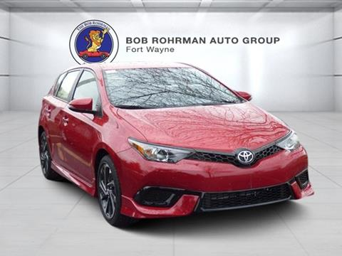Toyota Corolla For Sale In Fort Wayne In