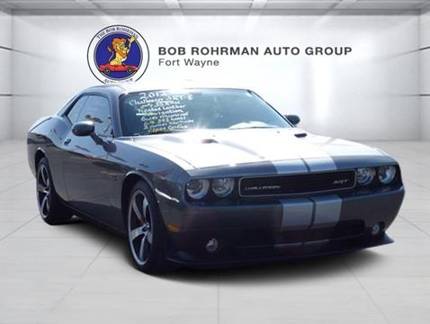 Used Dodge Challenger For Sale In Fort Wayne In