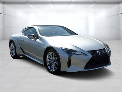 2018 Lexus LC 500 for sale in Fort Wayne, IN