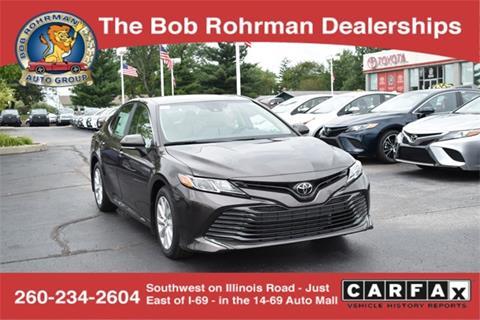 Fort Wayne Toyota >> Bob Rohrman Fort Wayne Toyota Fort Wayne In Inventory