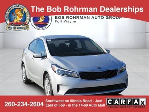 2018 Kia Forte for sale in Fort Wayne, IN
