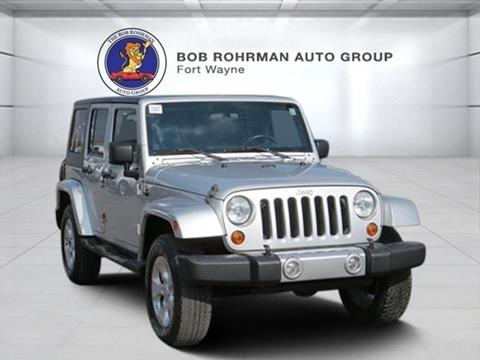 2007 Jeep Wrangler Unlimited for sale in Fort Wayne, IN