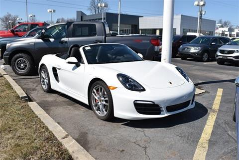 2015 Porsche Boxster for sale in Fort Wayne, IN
