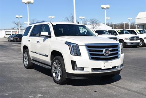 2015 Cadillac Escalade for sale in Fort Wayne, IN