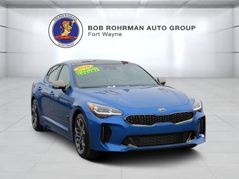 Fort Wayne Kia >> Used Kia Stinger For Sale In Fort Wayne In Carsforsale Com
