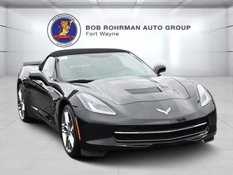 2014 Chevrolet Corvette for sale in Fort Wayne, IN