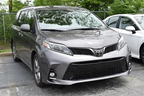 Butler Toyota Indianapolis >> Used Toyota Sienna For Sale in Indiana - Carsforsale.com®